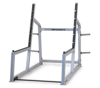 Less Expensive Power Rack - Squat Rack by Garage Gym
