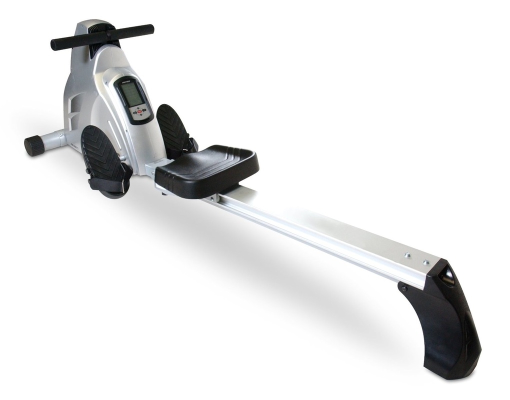 Velocity Fitness CHR-2001 Programmable Magnetic Rowing Machine Review by Garage Gym