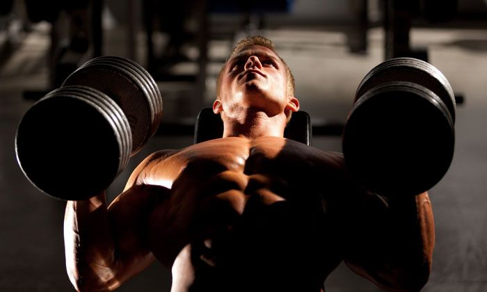 Adding Definition to your Bench Press Techniques widens and enhances your Physique