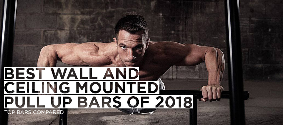 Best Wall and Ceiling Mounted Pull Up bars of 2017