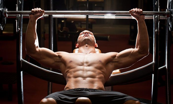 Inclined Bench Press Gives You an Elevated Focus