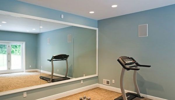 Garage gym mirrors where to buy affordable large