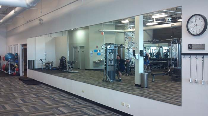 Garage Gym Mirrors Where To Buy Affordable Large Gym