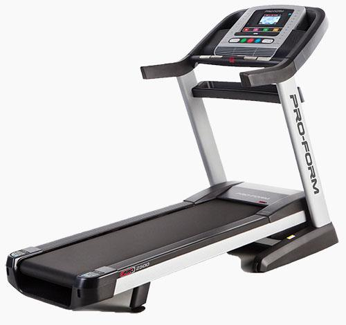 reviews on proform treadmills	by garage gym