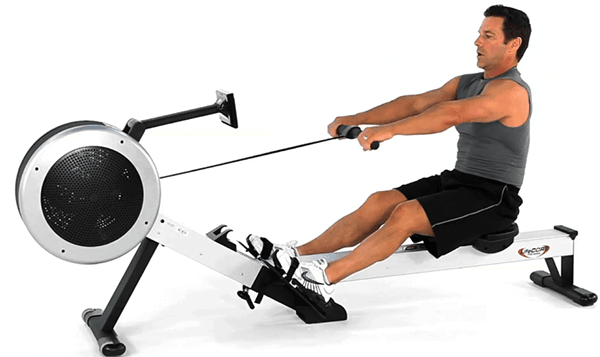 The Cardio Equipment Rowing Machine Review By Garage Gym