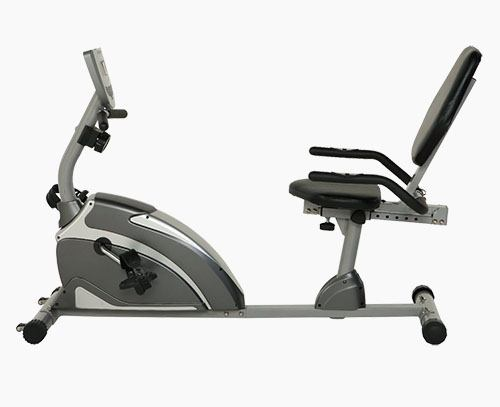 Exerpeutic 900XL Extended Capacity Recumbent Bike Review by Garage Gym