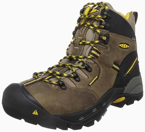 Keen Utility Men's Pittsburgh Steel Toe Work Boot Review by Garage Gym