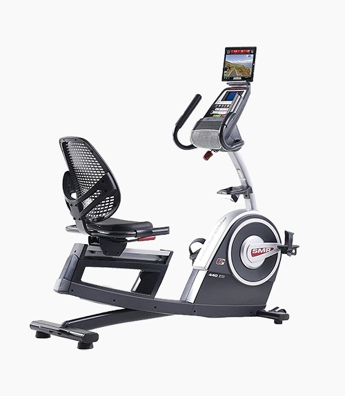 ProForm 440 ES Recumbent Exercise Bike Review by Garage Gym