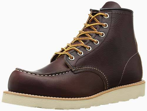 Red Wing Heritage Men's Classic Work Review by Garage Gym