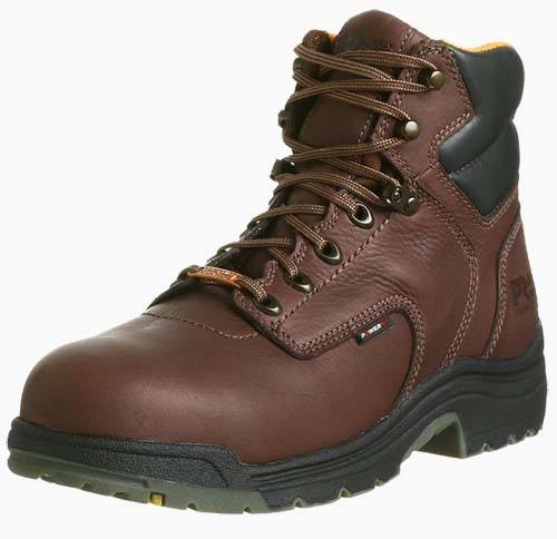 Timberland PRO Men's 26078 Titan 6 Review by Garage Gym