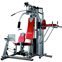 BH Fitness Global Multi Gym – Leg Press & Dipping Tower