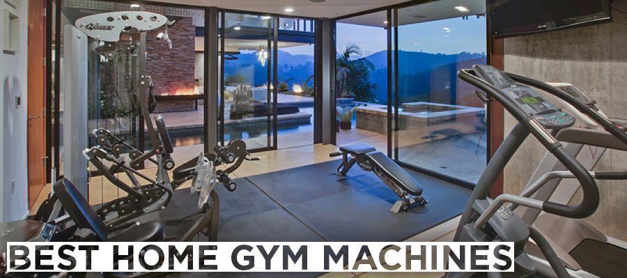 Best home gym machines garage planner