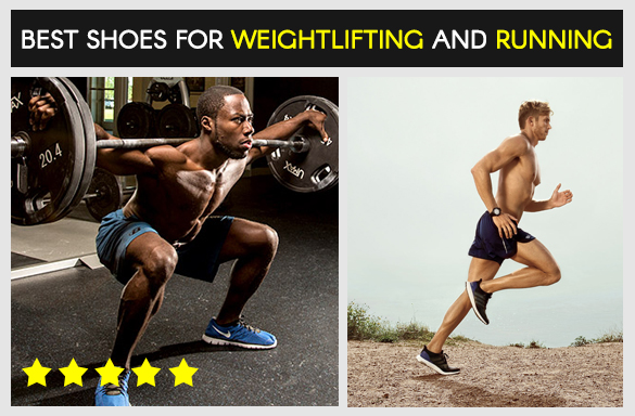 Best shoes for weightlifting and running garage gym