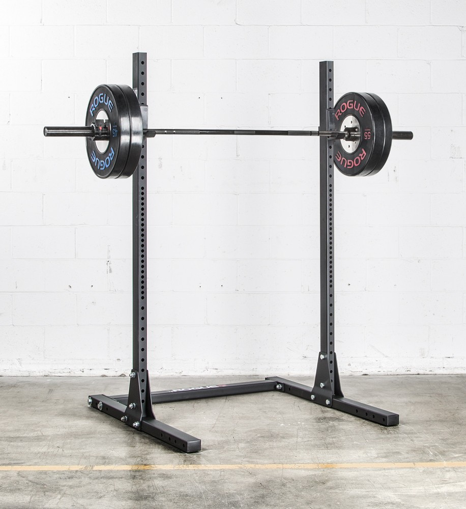 Squat Stands by Garage Gym