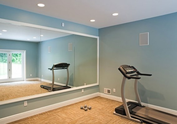 Garage gym mirrors you ll love to have in