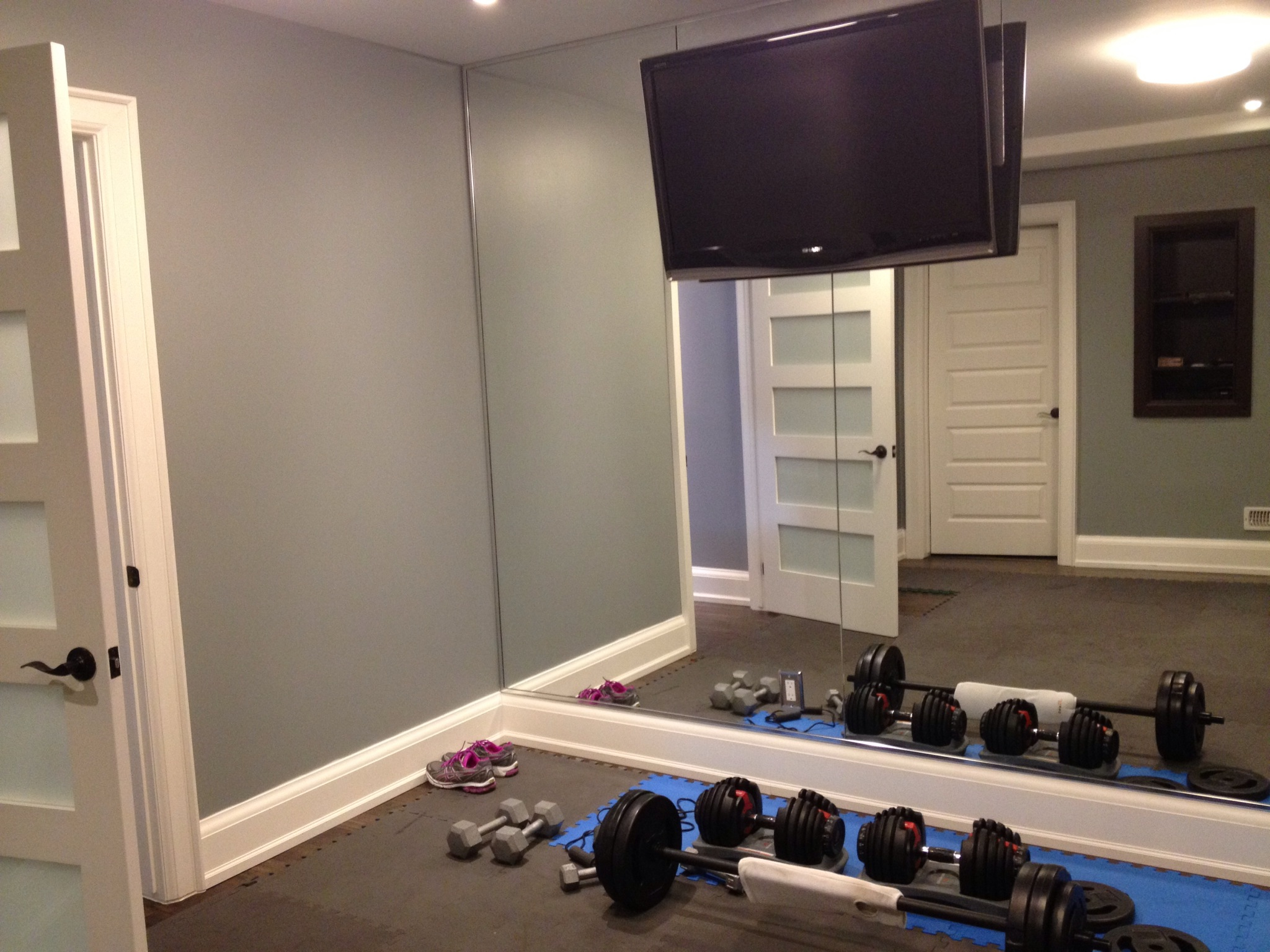 Very Cheap Gym Mirrors Garage Gym Planner Best Home