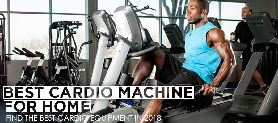 best cardio machine for weight loss at home