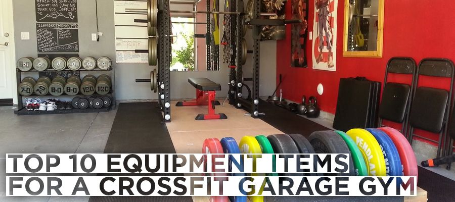 10 crossfit equipments for your garage gym 2 and 3 are the best