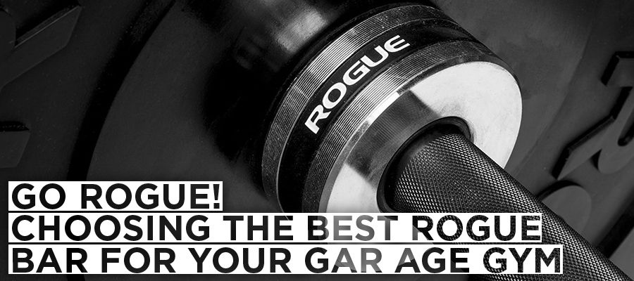 Why you need to buy rogue bars for your home gym in