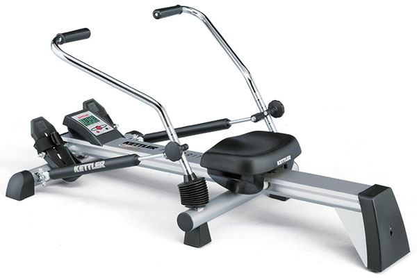 Kettler Favorit Rowing Machine Review by Garage Gym