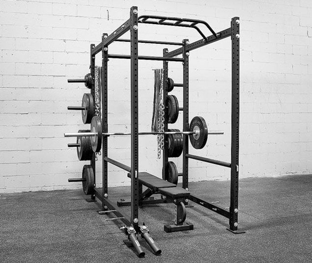 Infinity Power Racks by Rogue - Garage Gym