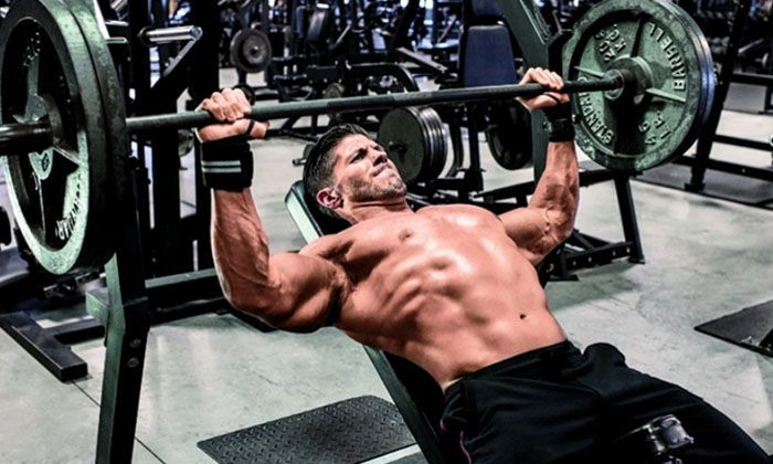 Incline and Decline Bench Press Benefits Muscle Activation