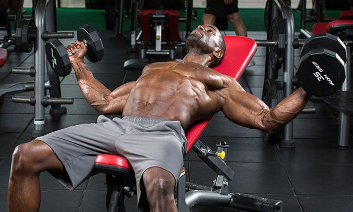 Benefits of Incline and Decline Bench Press gives you Pectoral Isolation