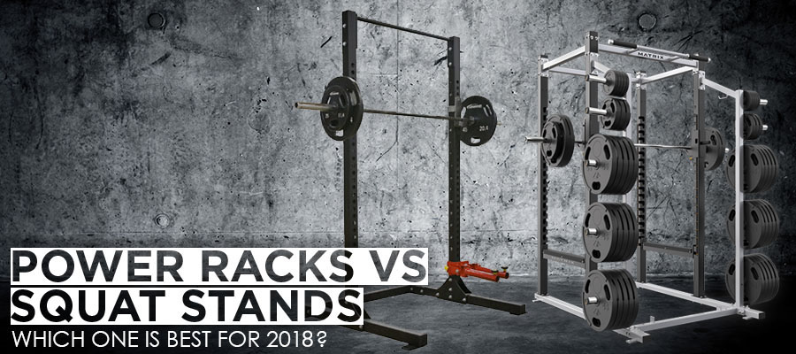 Power Racks vs Squat Stands