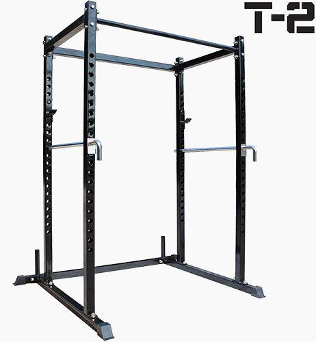 Titan Short Power Rack - Garage Gym
