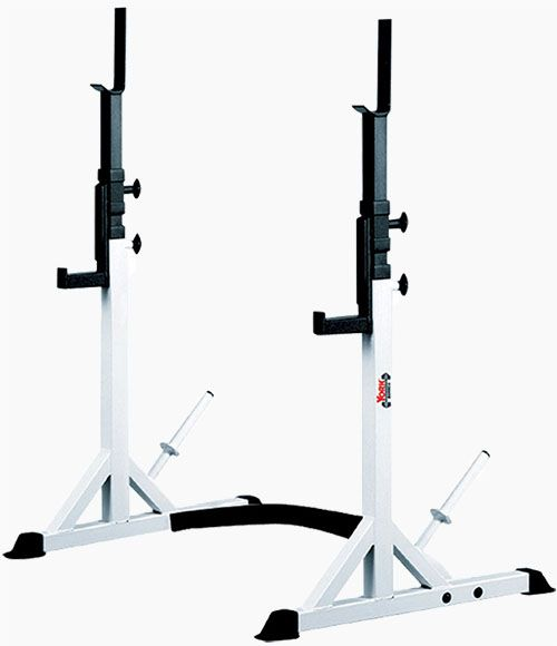 York Barbell FTS Press and Squat Stand by Garage Gym