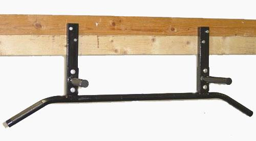Joist Mounted Pull Up Bar by MS Sports- An overview by Garage Gym