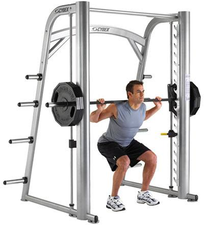 Smith Machine by Garage Gym