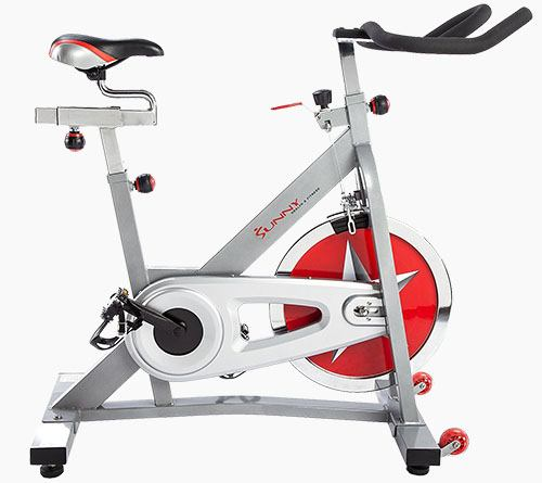 Sunny Health Fitness Pro Indoor Cycle Bike