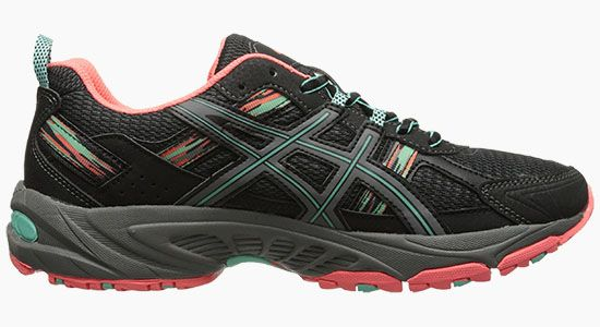 Asics Gel Venture 5 Trail Running Shoe Review by Garage Gym