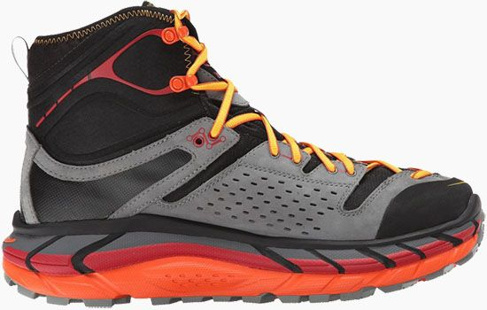 Hoka One Tor Ultra Hi WP Trail Running Shoe Review by Garage Gym