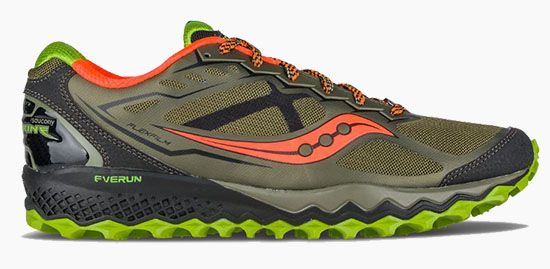 Saucony Peregrine 6 Trail Running Shoe Review by Garage Gym