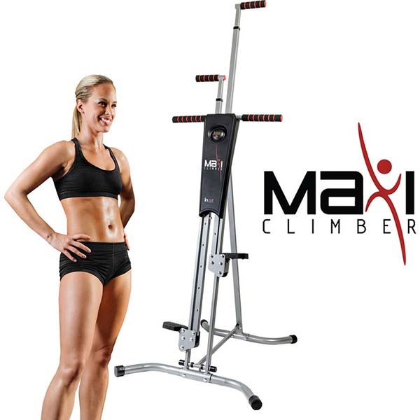 Maxi climber reviews 2017 take your fitness to new heights - Best cardio equipment for small spaces property ...
