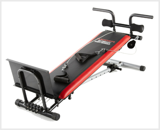 Weider Total Body Works 5000 for home gym