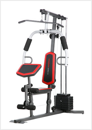 Weider 2980X Weight System for home gym