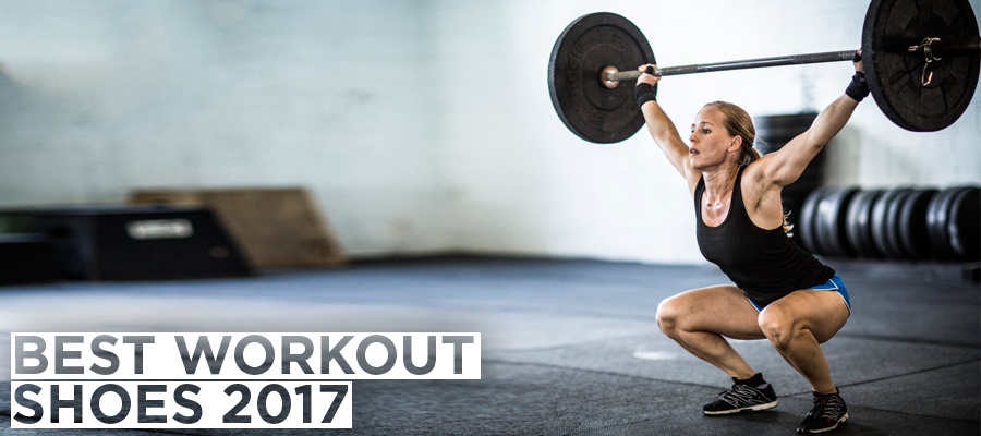Best Workout shoes 2017