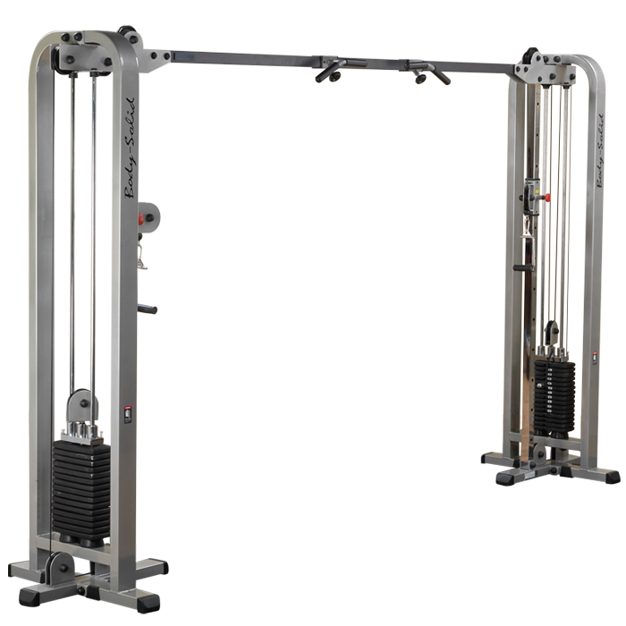 Identifying various gym equipment garage planner