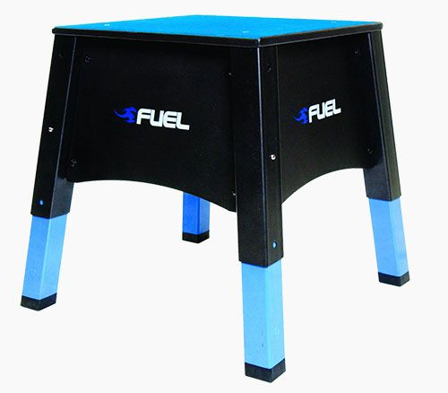 Fuel Pureformance Adjustable Plyometrics Box Review by Garage Gym