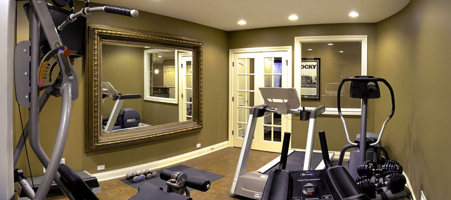 Space saving home garage gym equipment revolutionizes workout