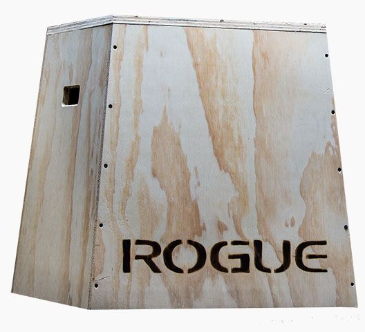 Rogue Fitness Wood Plyo Box Review by Garage Gym