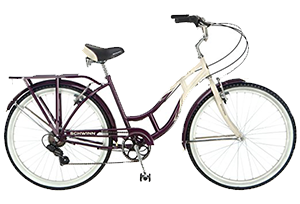 Schwinn Sanctuary 7 Speed Cruiser Bike