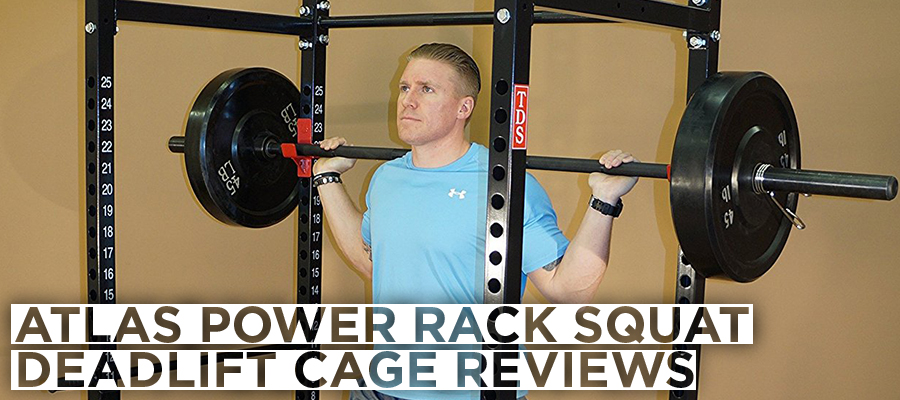 Atlas Power Rack Squat Deadlift Cage Reviews