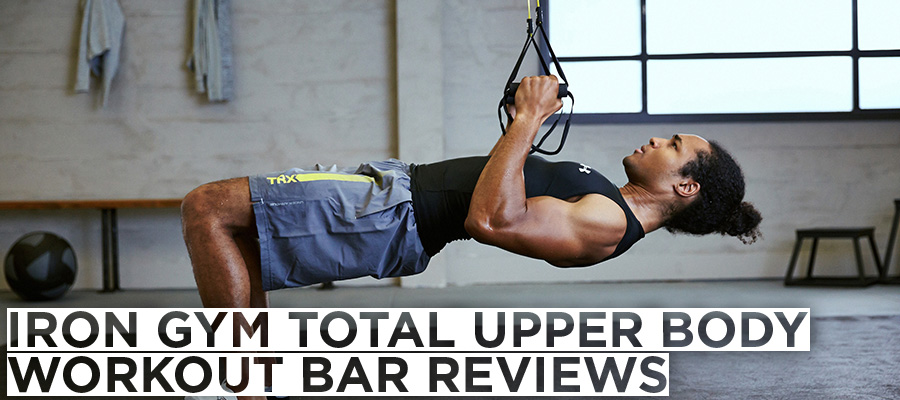 Iron gym Total Upper body workout bar Reviews