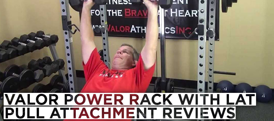 Valor Power Rack with Lat Pull Attachment Reviews