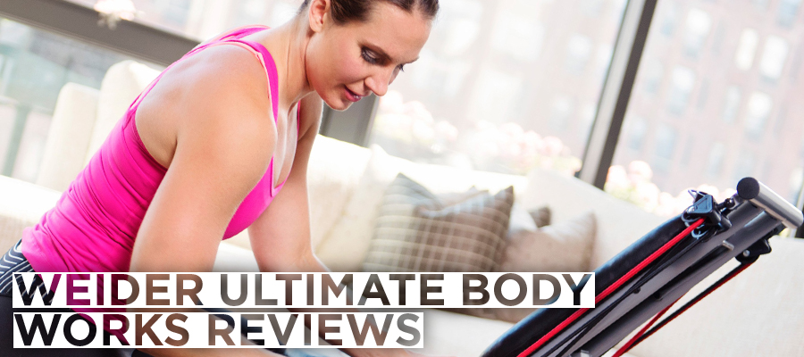 Weider Ultimate Body Works Reviews