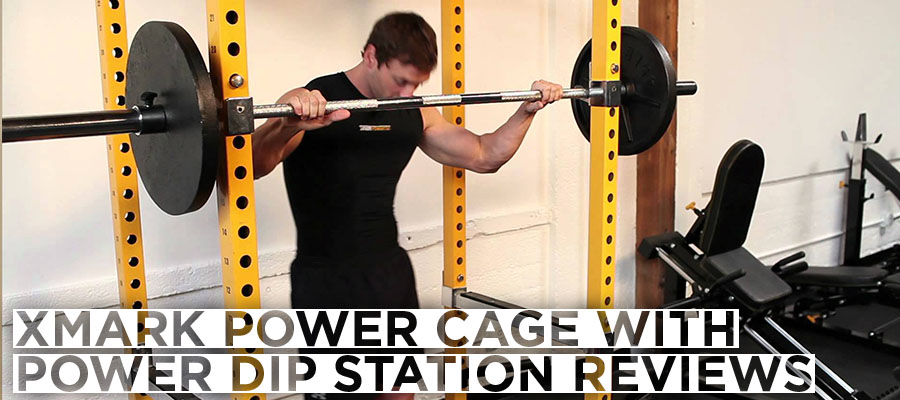 XMark Power Cage with Power Dip Station